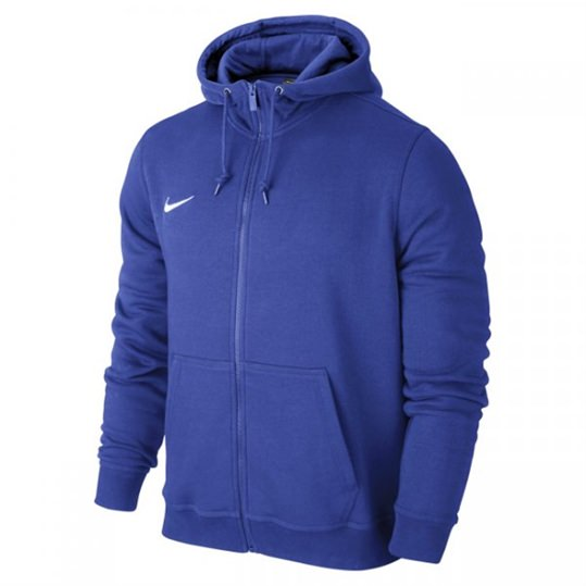 5dffed4ad792 Nike Team Club Full Zip Hoody