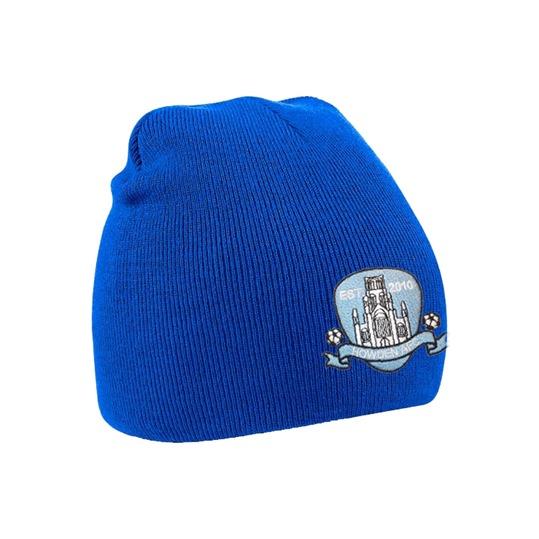 7cf69e4fd0a Howden AFC  HOW05 - Royal Blue Beanie Hat