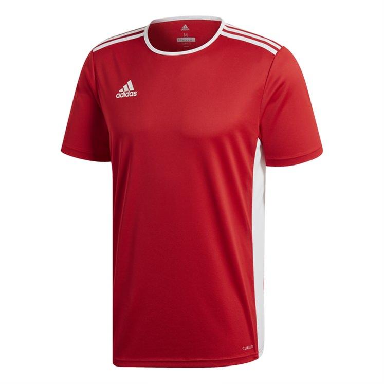 7763ce2a adidas Entrada 18 Shirt | adidas Football Jerseys | Direct Soccer