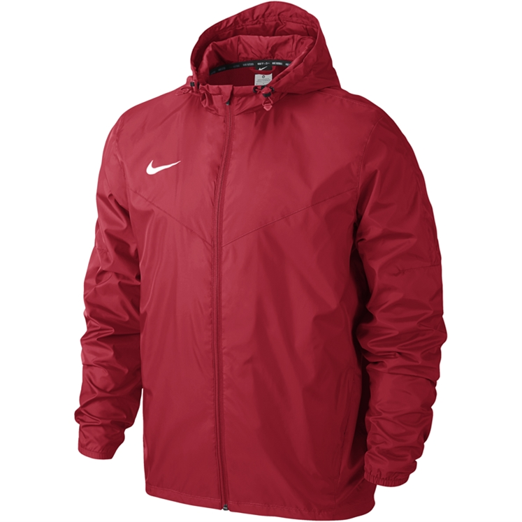 8a7c09258a17 Team Sideline Rain Jacket - Nike - Direct Soccer