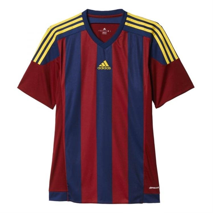 874d4ebb0f61 adidas Striped 15 Short Sleeved Jersey