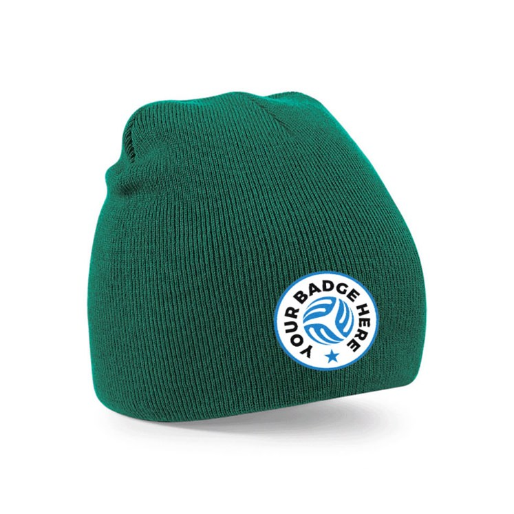 1cfae92a Beanie With Embroidered Badge - Prestige - Direct Soccer