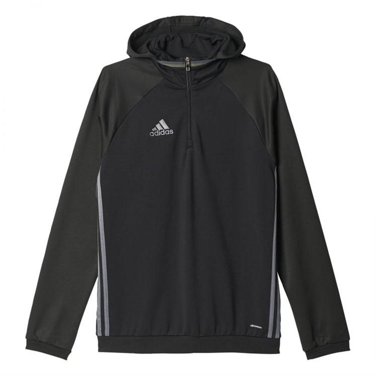 ad242b13 adidas Condivo 16 Fleece Jacket   adidas Climawarm   Direct Soccer