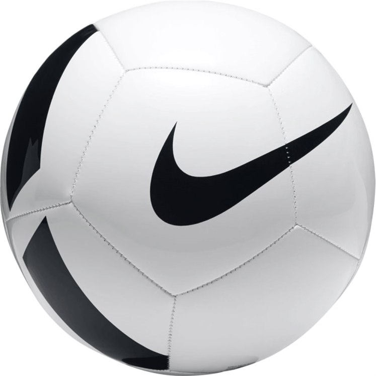 6b19151fcd0 Nike Pitch - Team Training Football - White - Direct Soccer