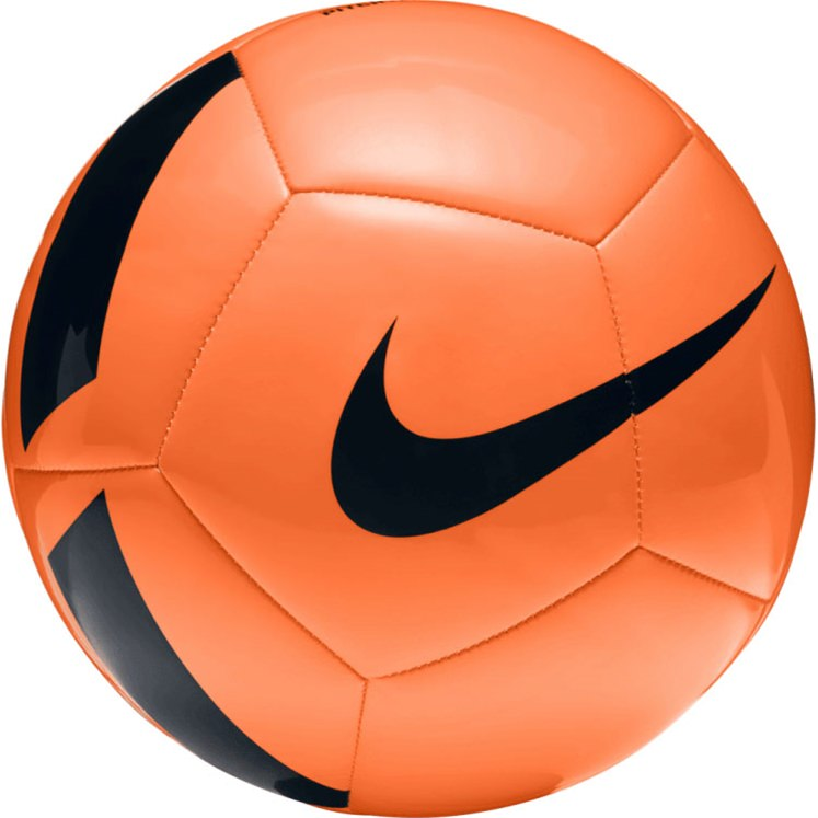 Nike Pitch Team Training Orange Footballs Direct Soccer