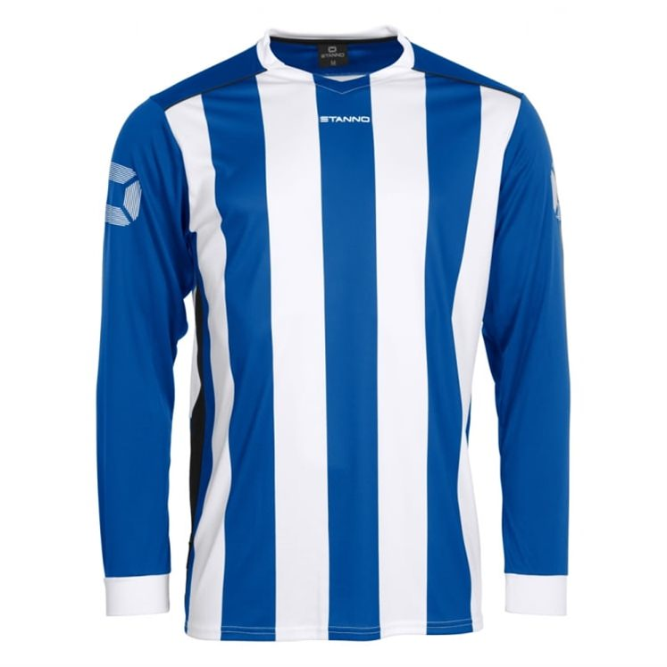 hot sale online caaed 7b4f3 Stanno Brighton L/S Striped Football Jersey