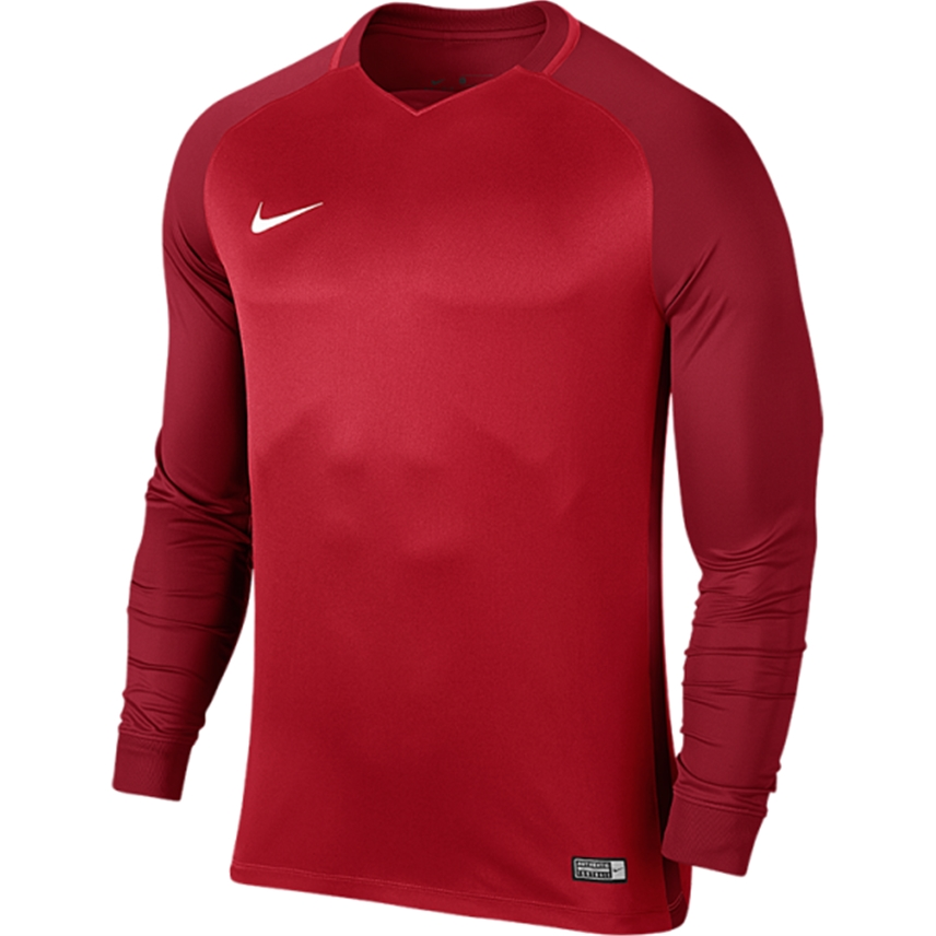 24b4e50a5e9 Nike Football Jerseys - Trophy Iii L S - Direct Soccer
