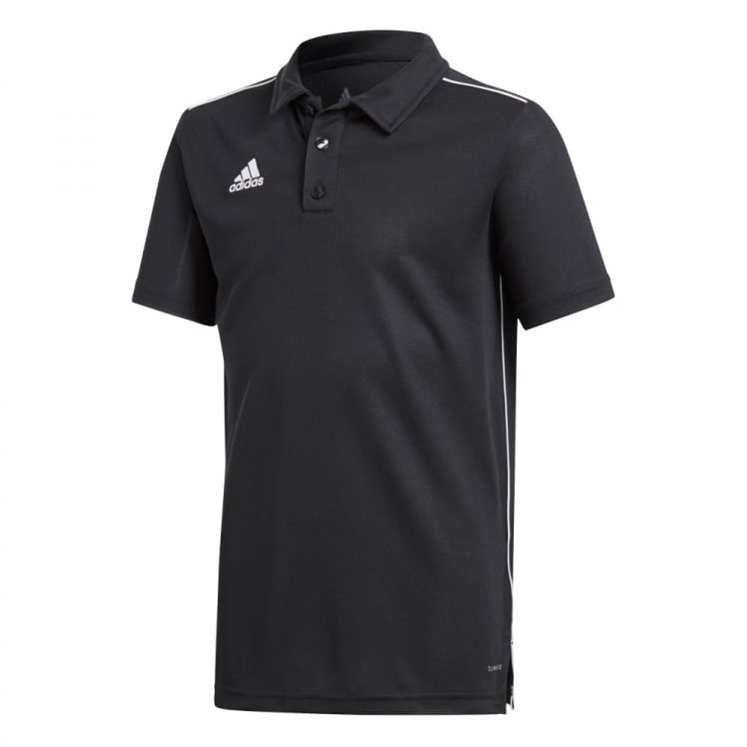 db41331fa adidas Core 18 Polo Shirt | adidas Training Wear | Direct Soccer