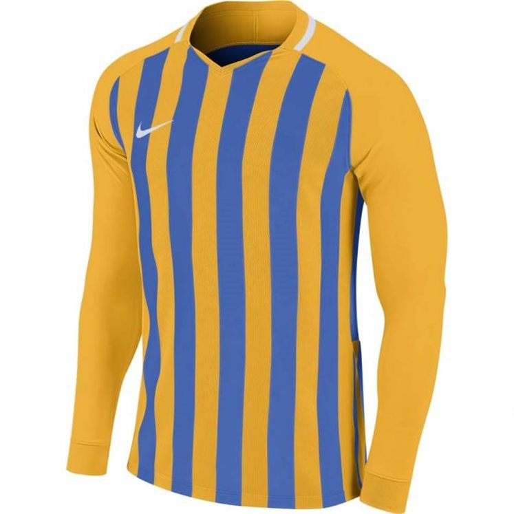 7d43ccc8668 Nike Striped Division III LS Jersey