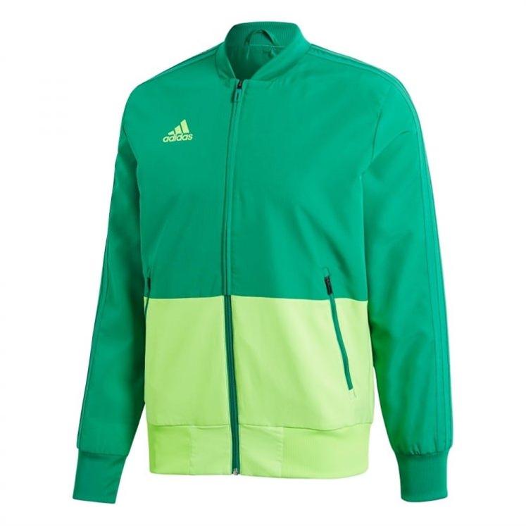Adidas Condivo 18 Presentation Jacket  6dd262d587