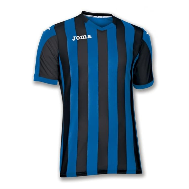 508ff66b030 Joma Football Jerseys | Copa S/S Striped | Direct Soccer