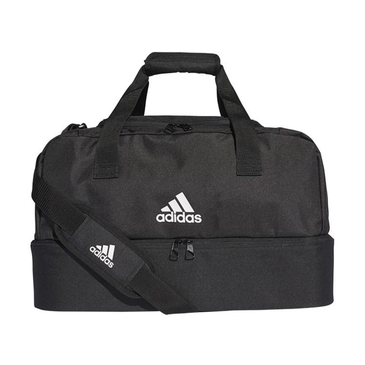 51b467490 adidas Tiro Dufflebag Bottom Compartment Small   adidas Bags   Direct Soccer