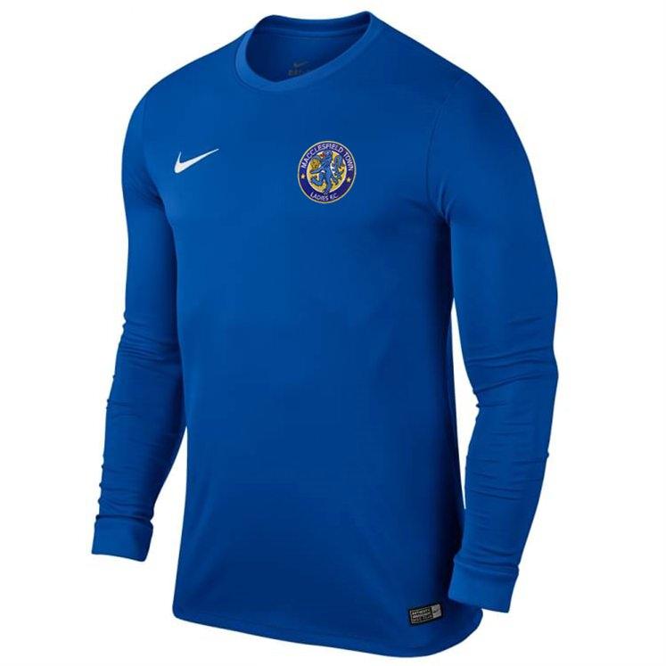 3e6e50096 Macclesfield Town Ladies Fc   Home Jersey   Direct Soccer Club Shops