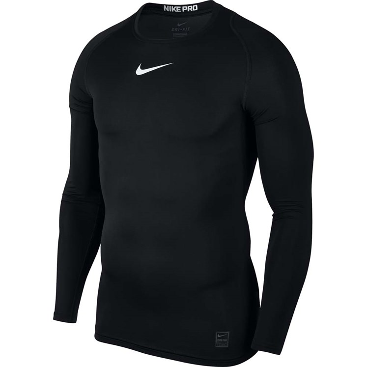 e99d0ac1 Nike Pro Compression Long Sleeve Top | Base Layers | Direct Soccer