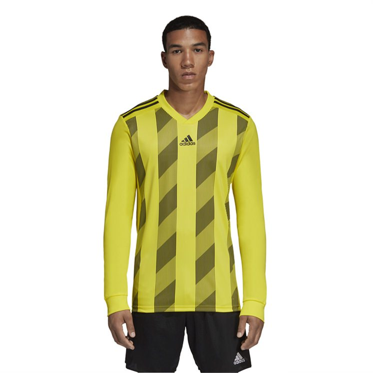 9aed16e0 adidas Striped 19 Long Sleeved Jersey   adidas Football Matchwear ...