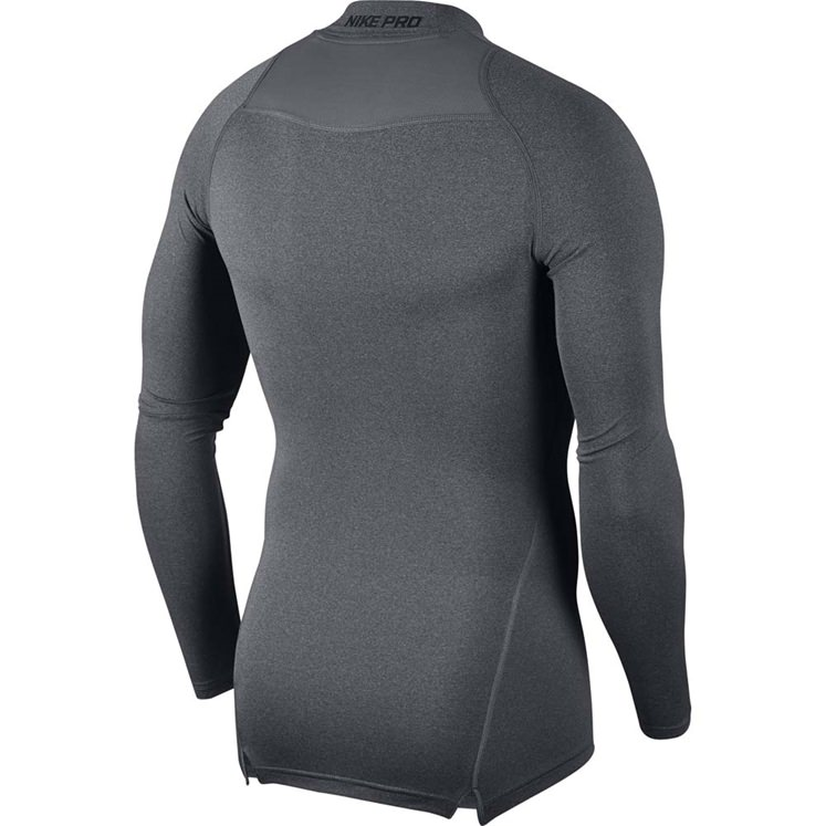 dde0c18e Nike pro mock compression top base layers direct soccer jpg 747x747 Mock turtleneck  compression shirts