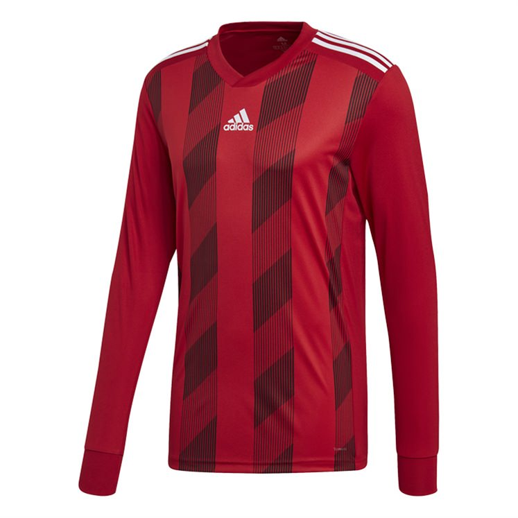 1fcaa70e15d21 adidas Striped 19 Long Sleeve Jersey