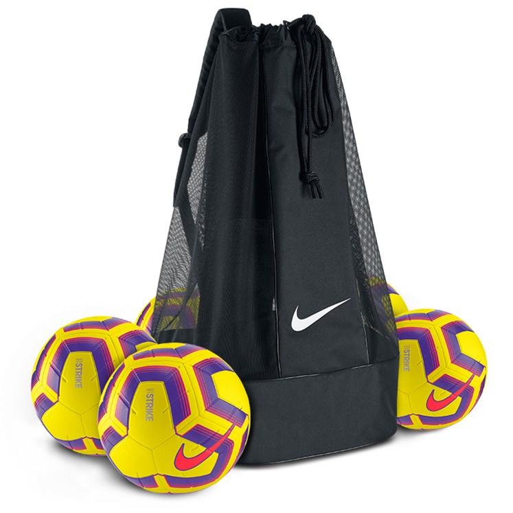 81acdcd42 Size 4 Nike Strike Team 2019 Balls And Bag Deal | Nike Footballs | Direct  Soccer