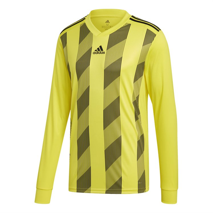 9aed16e0 adidas Striped 19 Long Sleeved Jersey | adidas Football Matchwear ...
