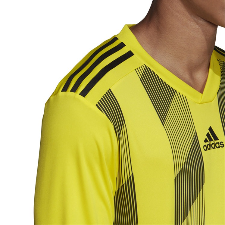 818903ba adidas Striped 19 Long Sleeved Jersey | adidas Football Matchwear | Direct  Soccer