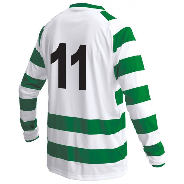 check out 36186 c2e5b Wythenshawe Celtic FC #WYT01 Home Jersey