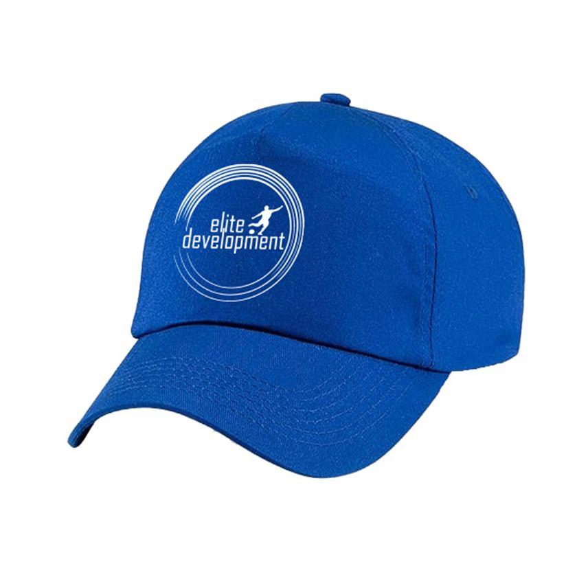 7fc3240b8 Elite Development #EDC13 - Royal Blue Baseball Cap With Badge