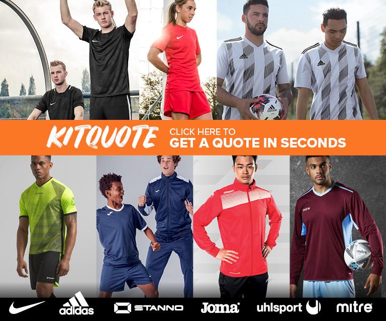 Direct Soccer | Football Kits | Football Equipment | Footballs