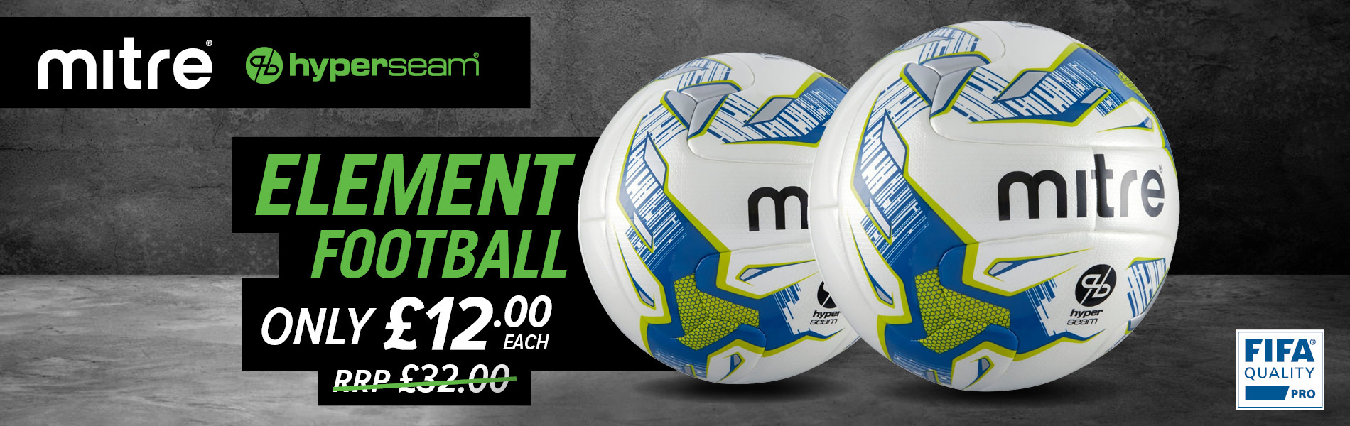 Element Hyperseam Footballs