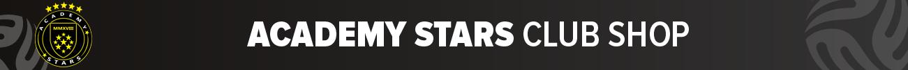 Academy Stars Banner