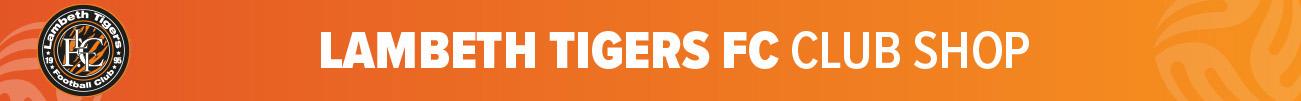 Lambeth Tigers FC Banner