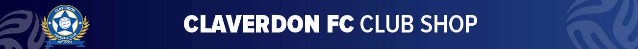 Claverdon FC Banner