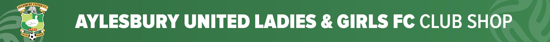 Aylesbury United Ladies & Girls FC Banner
