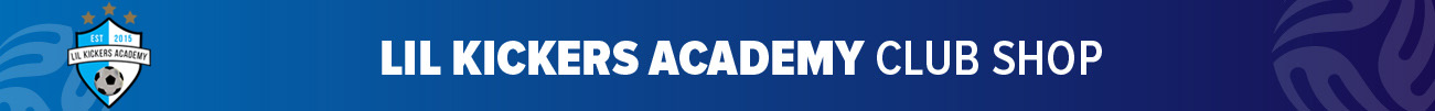 Lil Kickers Academy Banner