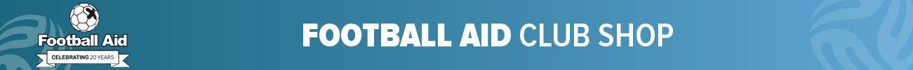Football Aid Banner