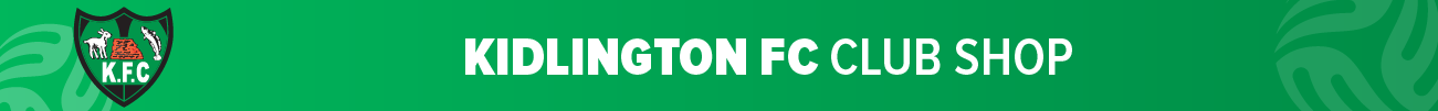 Kidlington FC Banner