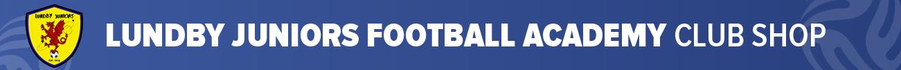 Lundby Juniors Football Academy Banner