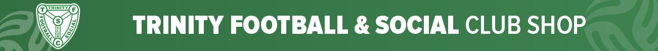 Trinity Football & Social Club Banner