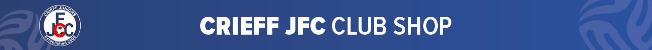 Crieff Juniors Banner