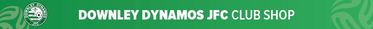 Downley Dynamos JFC Banner