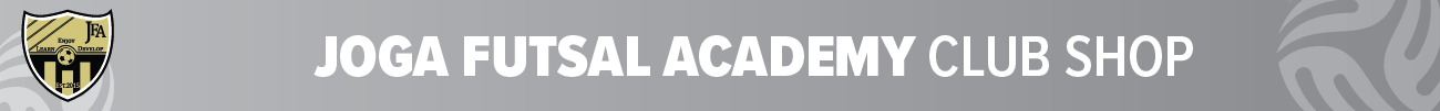 Joga futsal academy Banner