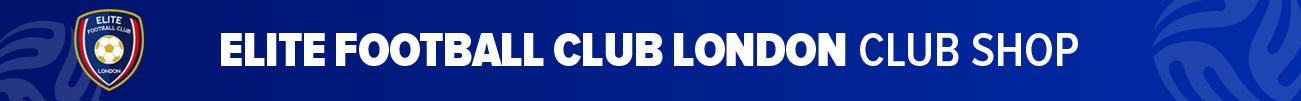 Elite Football Club London Banner