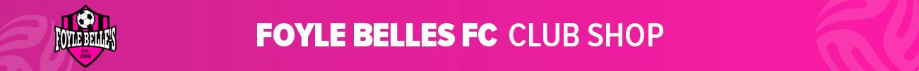 Foyle Belles FC Banner