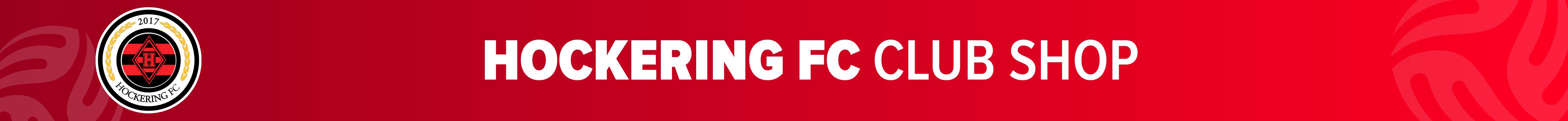 Hockering FC Banner