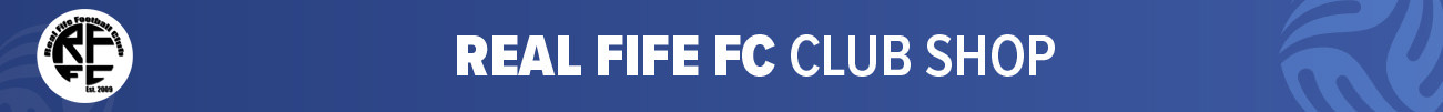 Real Fife FC Banner