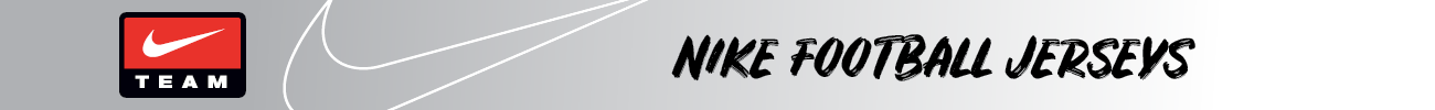 Nike Football Jerseys Banner