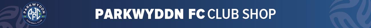 Parkywyddn FC Banner
