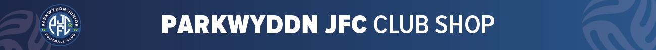 Parkwyddn JFC Banner