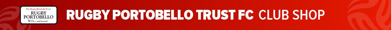 RPT FC (Rugby Portobello Trust) Banner