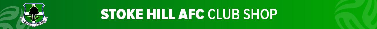 Stoke Hill FC Banner