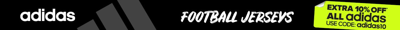 adidas Football Jerseys Banner